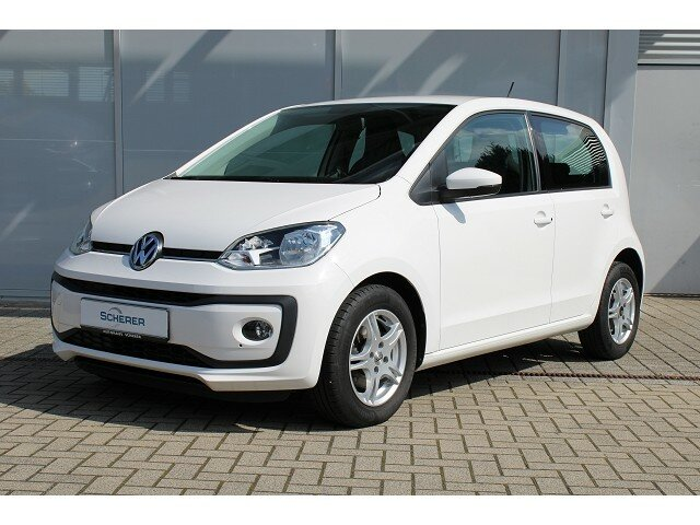 Volkswagen up! | up! 1.0 TSI move up ALU/SHZ/PDC/MAPS+MORE