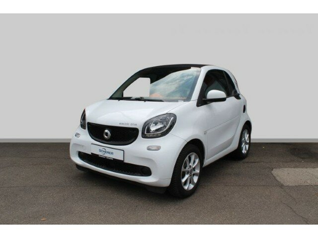 Smart ForTwo | fortwo electric drive EQ passion/cool&media&audio/uvm.
