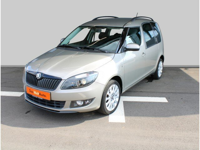 Skoda Roomster | Roomster 1.2 TSI Ambition GRA PDC NSW