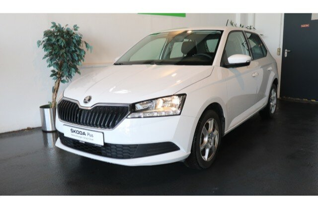 Skoda Fabia | Fabia 1,0 MPI 60PS COOL PLUS KLIMA DAB BLUETOOTH