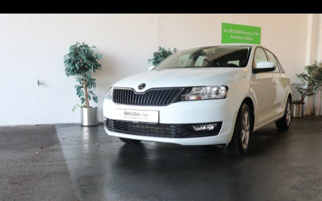 Skoda Rapid Spaceback | Rapid Spaceback 1.0 Active Cool Edition*PDC*Klima*